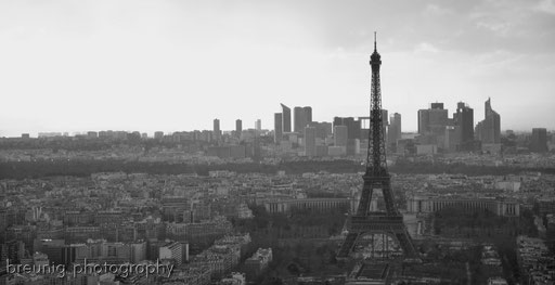 on top of tour montparnasse I