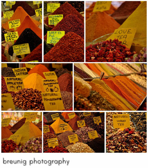 gran bazar III - spices