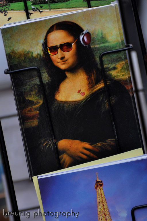 mona lisa reloaded