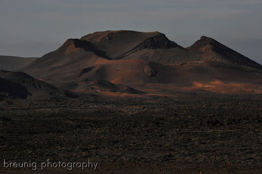 parque nacional de timanfaya V: the very inside