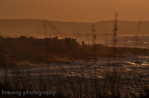 sunset in betlem