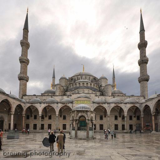 sultan ahmet camii IV