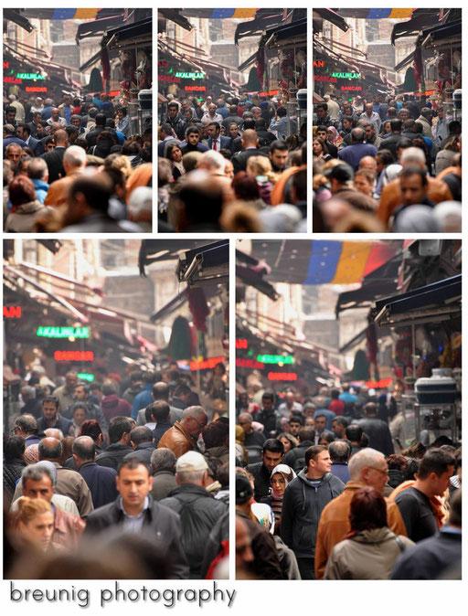 gran bazar XI - crowded