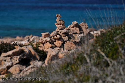 coast hike near cap de ses salines I