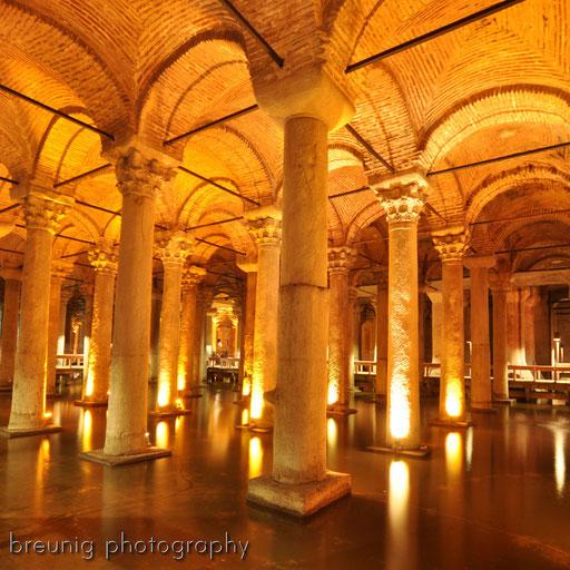 cisterna bazilika I