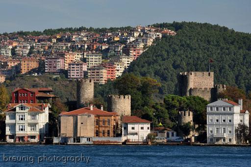 bosporus cruise VI