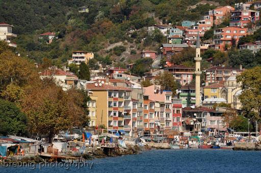 bosporus cruise IV
