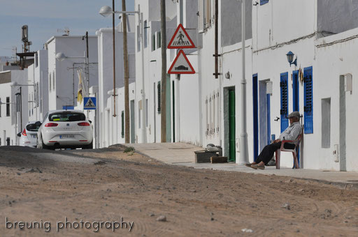famara coast IV: siesta