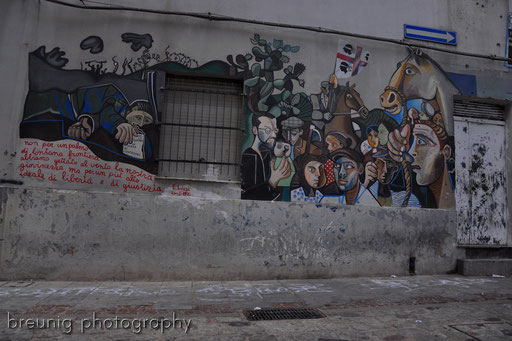 orgosolo's famous (political) graffitis V