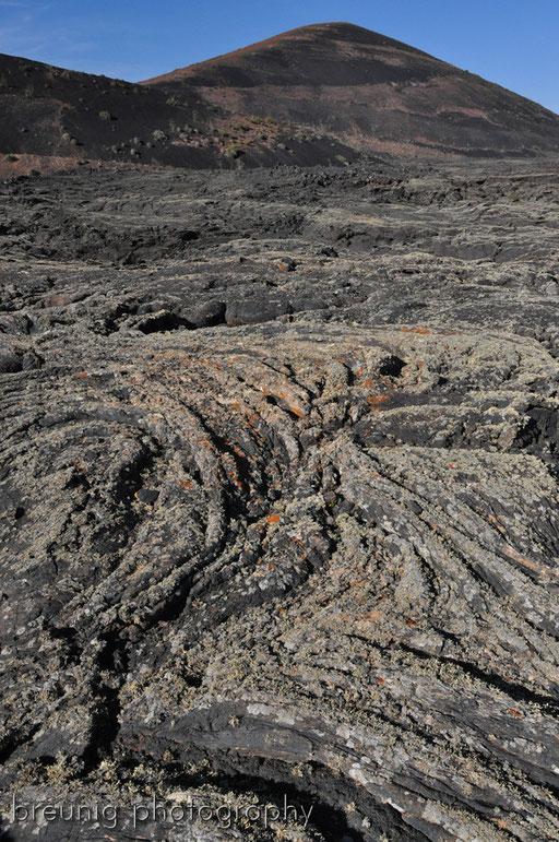 caldera colorada XI: aa-lava par excellence