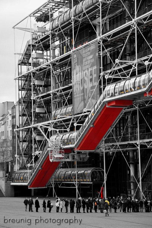 le centre pompidou II