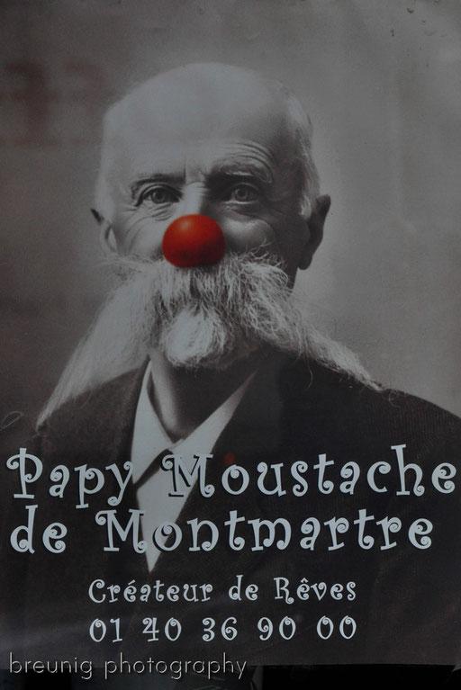 papy moustache