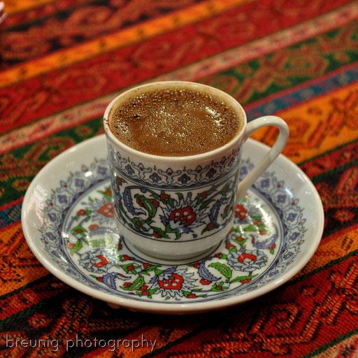always welcome: turkish mokka