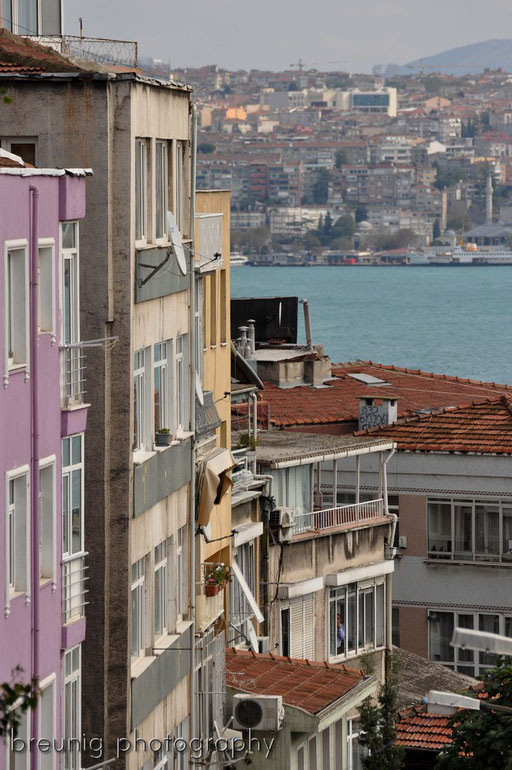 watching across bosporus II