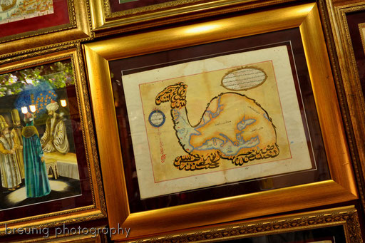 gran bazar VIII - camel card :)