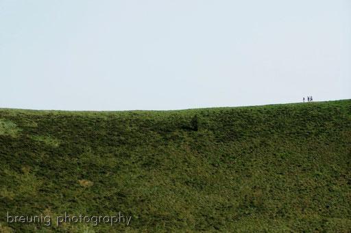 puy de dôme - walk at the crater
