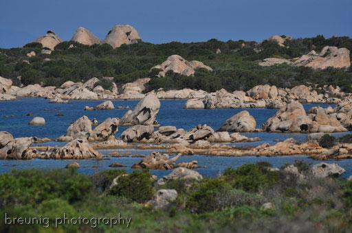 parco nazionale dell' arcipelago della maddalena I