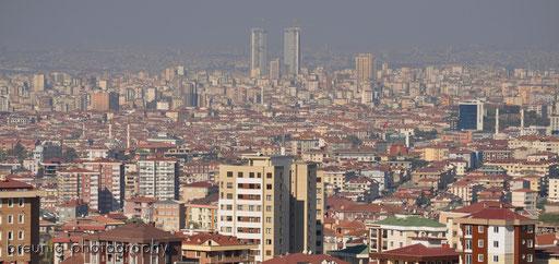 istanbul - seen from maltepe