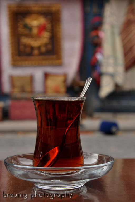 tea / cay break near süleyman camii