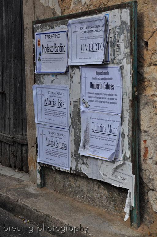 baunei - mezzogiorno feelings II - like in former times