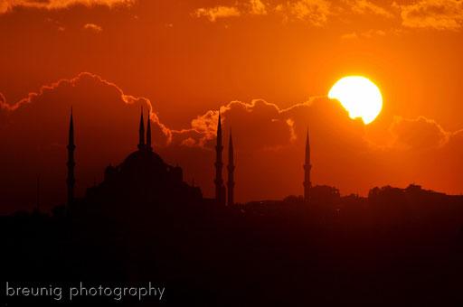 istanbul sunset II
