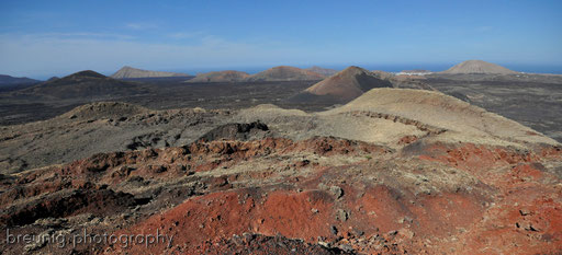 caldera colorada VI: panorama