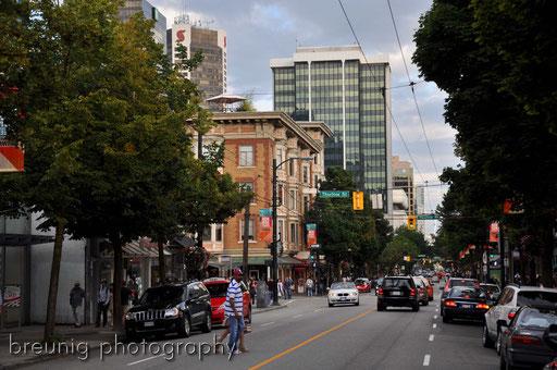 robson street I