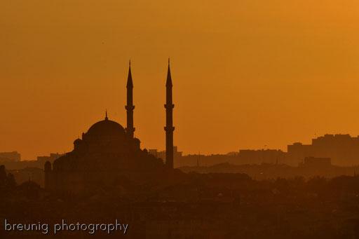 galata tower VI - fatih camii