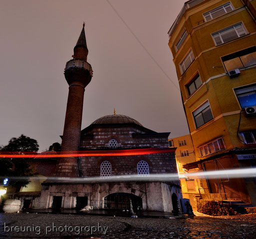 beyazit @ night