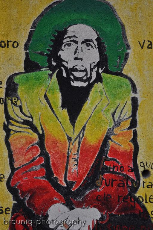 orgosolo's famous (political) graffitis IX
