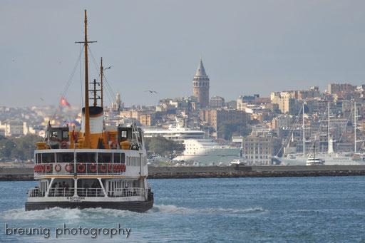 crossing bosporus I