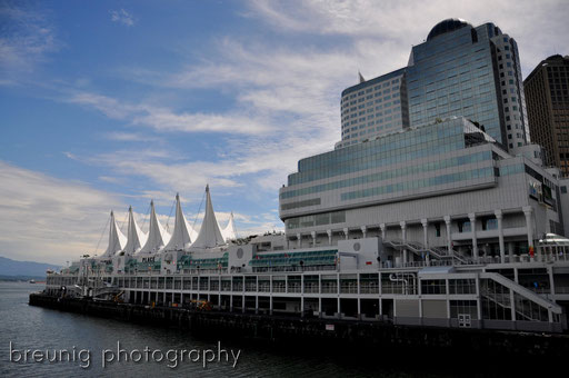 canada.place - vancouver.convention.center vcc
