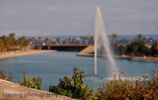 parc de la mar en miniature