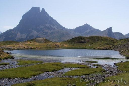 national park pyrenees - pic du midi d'ossau