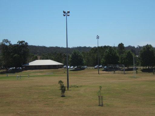 volkssport cricket (hinten links...)