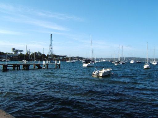 Rushcutter's Bay