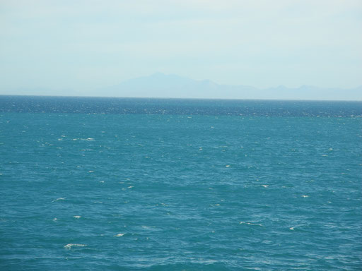 Pacific Ocean-Tasman Sea