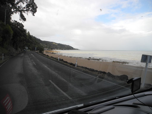 Thames Coast Road/SH25
