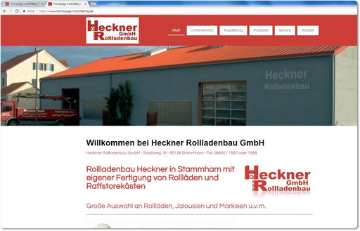 Webdesign Zirngibl Media Postbauer-Heng