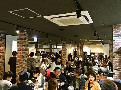 THANK YOU(サンキュー)道頓堀店 結婚式二次会