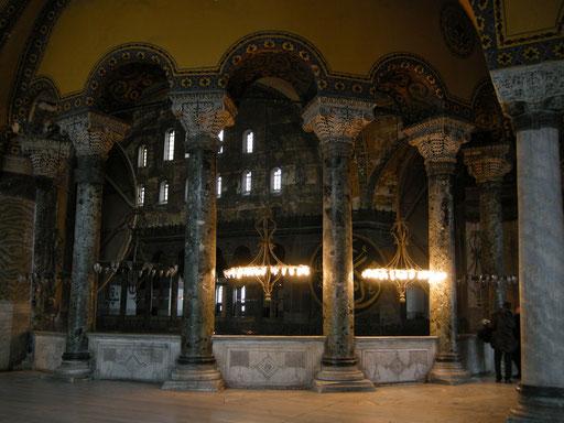 Empore Hagia Sophia