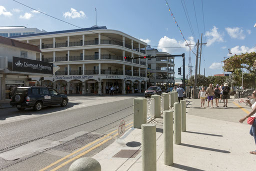 Zentrum von George Town, Grand Cayman