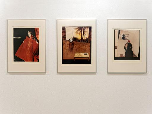 """""""Krieger"""", 1979, """"Colonia"""" 1981 und """"Verbindung I"""", 1978"""