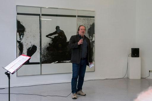 Vernissage: Sepp Hiekisch-Picard (Museum Bochum)