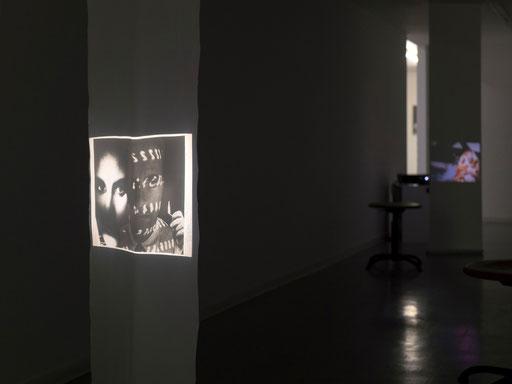 Diaprojektion mit Werken von Doris Schöttler-Boll (Konzept der Präsentation: Wolfram Lakaszus)