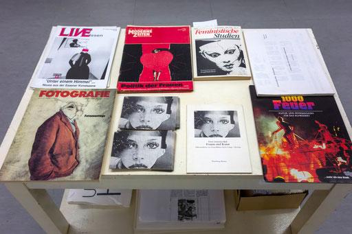 Veröffentlichungen zu Doris Schöttler-Boll (Auswahl)