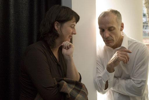 Astrid Baxmeier im Gespräch mit Achim Bertenburg