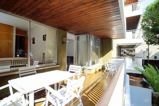 Апартамент на второй линии побережья Коста Брава, Плайя де Аро