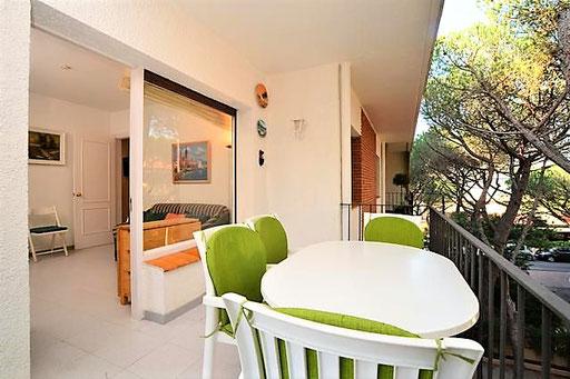 Просторный апартамент в Испании, Плайя де Аро в 300 метрах от моря