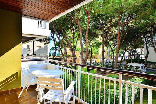 Красивый апартамент в Испании, город Плайя де Аро